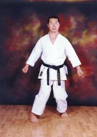 Kagawa - sanchin dachi